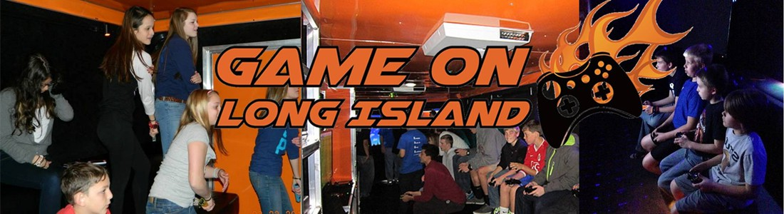 Book Long Island's BEST Video Game party today!